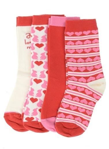 4'lü  Çorap Set Happy Carnival